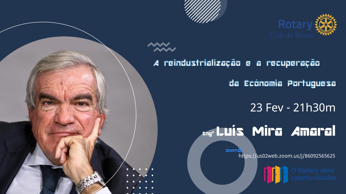 A reindustrialização e a recuperação da Economia Portuguesa