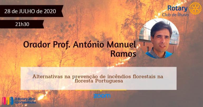 Alternativas na prevenção de incêndios florestais na floresta Portuguesa