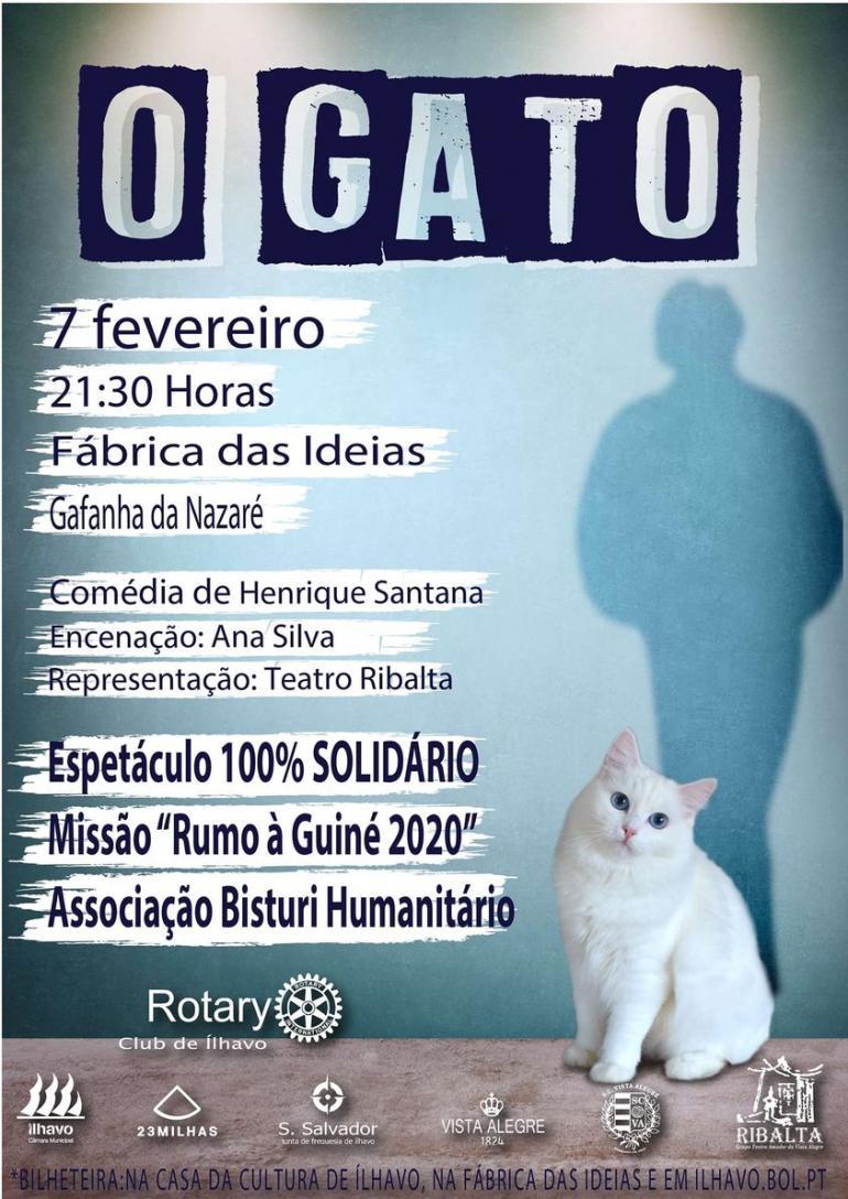 """Teatro """"O Gato"""""""